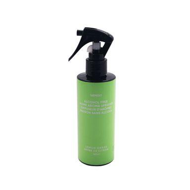 Desodorante Ambiental, En Spray Lemon Grass, 160 Ml, Pequeño, Verde