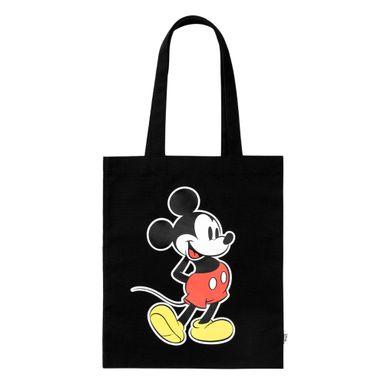 Bolsa para Compras, Mickey Mouse, Disney, Mediana, Negro