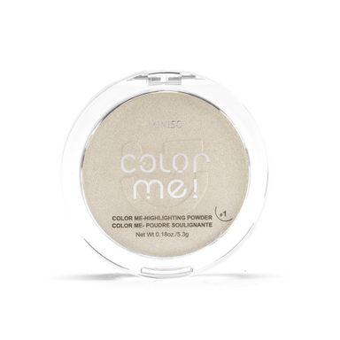 Iluminador en polvo, Pequeño, Color 01