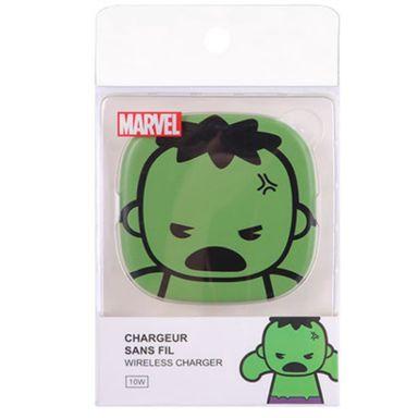 Cargador Inalambrico, Mc-08 Hulk, Marvel