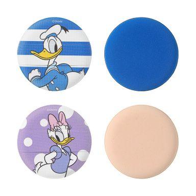 Esponja Para Maquillaje, Donald Duck 2Pzs, Disney