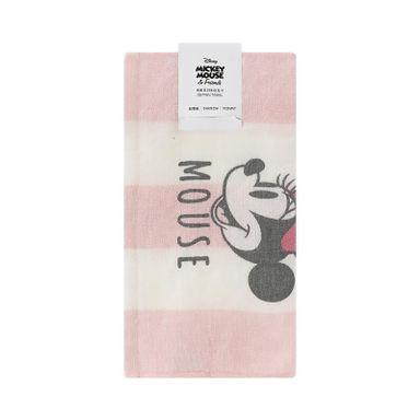 Toalla De Baño, Con Rayas, Minnie Mouse, Disney