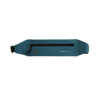 Cangurera Ultraligera, 33.7*7.3 Cm, Miniso Sports, Azul Marino