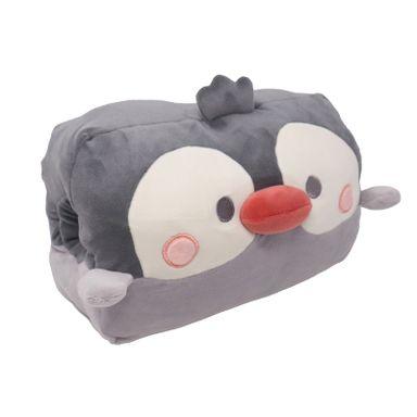 Almohada De Pingüino, Gris
