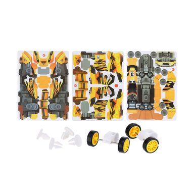 Rompecabezas 3D Carros, Mediano, Multicolor