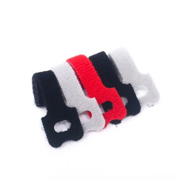 Organizador De Cables, Velcro 5 Pzs, Pequeño, Multicolor