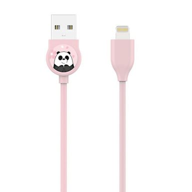 Cable De Carga Rapida, Apple Panda, Osos Escandalosos