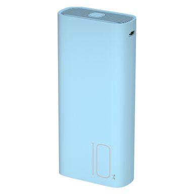 Power Bank, 10000 Mah, Jp208, Azul