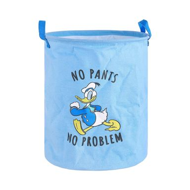 Organizador De Tela, Donald Duck, Disney, Mediano, Azul