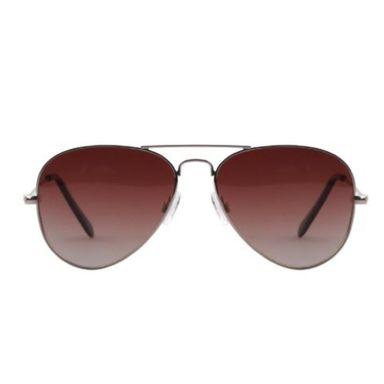 Gafas De Sol Para Hombre, Aviador, Café
