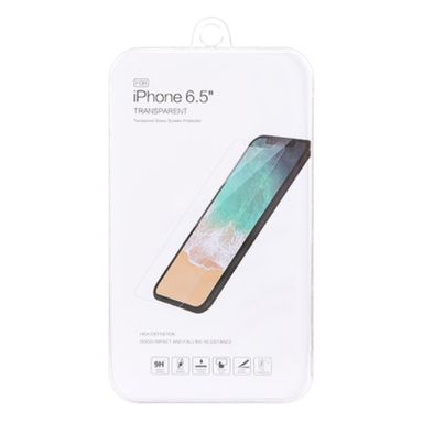 Protector De Cristal Templado, Para Iphone 6.5 Pulgadas, Transparente