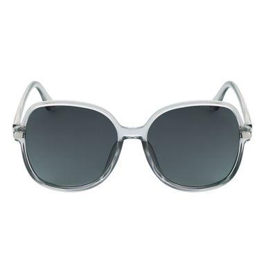 Gafas De Sol Mujer, Con Parche De 7 Formas, Gris