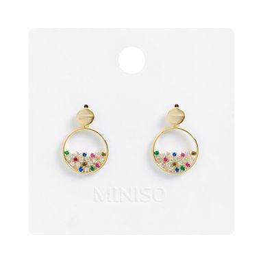 Aretes Colored, Earrings