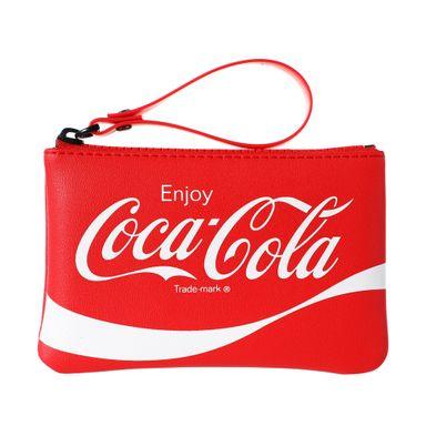 Monedero Coca Cola, Rojo