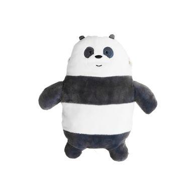 Bolso cruzado de peluche, Panda, Mediano, Multicolor (((780))) <<<es-CO>>>