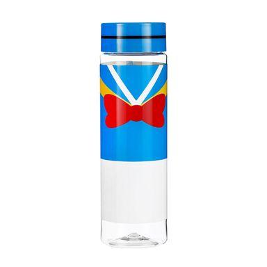 Botella De Plastico, Con Tapa Donald Duck 600 Ml, Disney, Mediano
