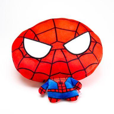 Peluche cabezón Spider Man Marvel, Mediano, Multicolor
