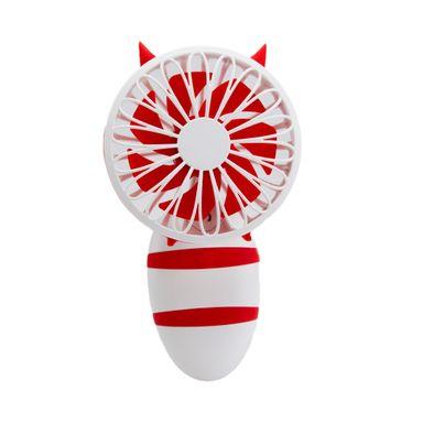 Mini Ventilador Mediano, Blanco